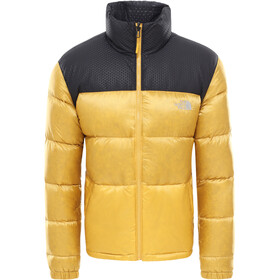 The North Face Nevero Down Jacket Herre Golden Spice/TNF Black